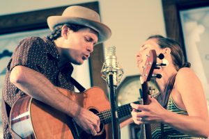 The Honey Dewdrops will be performing live at the Paris Apothecary in Paris, Virginia on Thursday, January 11th from 7pm-9pm. Register online before the show.